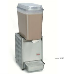 Gmcw D15 3 Crathco Cold Beverage Dispenser Without Bowl