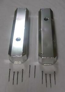 Show Display Sale Mopar Plymouth Chrysler Fabricated V8 Valve Covers 318 340 360
