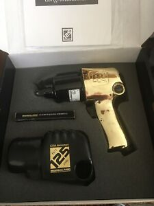 Ingersoll Rand Gold 125th Anniversary Edition Air Impact Gun 1 2 Drive Ir231