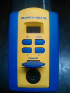Genuine Hakko Fx951 Soldering Station With Handpiece And Power Cord