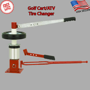 Golf Carts Tire Changer Atv Utv Other Small Vehicles Bead Breaker Tool Auto
