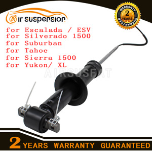Front Air Suspension Strut Electric For Cadillac Escalade Chevy Yukon 84176631