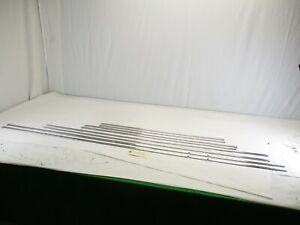 1960 Pontiac Star Chief Four Door Exterior Side Trim L R Oem