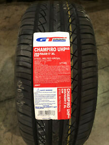 4 New 205 50 17 Gt Radial Champiro Uhp As Tires
