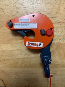 Crosby Ipvk 1 2 Ton Plate Clamp Drum Lifting
