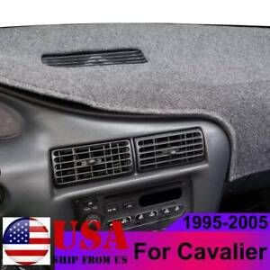 Dashmat Dashboard Cover Dash Cover Mat For Chevrolet Cavalier 1995 2005 Us