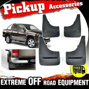 Front Rear Mud Flaps Universal Mudflaps Splash Guards Fender For Pick up Truck