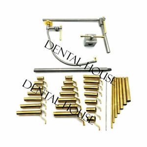 Mis Tubular Retractor Spine System Complete Set With Sterilize