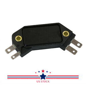 Ignition Module Hei 4 Pin For Chevy Pontiac Olds Buick D1906 1190357 Lx301