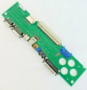 I o Control Board Circuit Pcb From A Beckman System Gold 168 Detector Hplc
