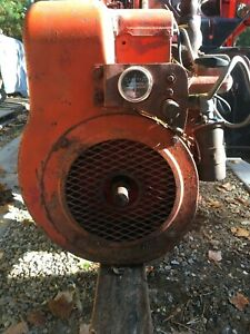 Wisconsin Antique Gas Engine Stationary 2074232043 For Parts Only