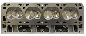 Gm Ls Cylinder Head 243 799 Assembled Pair With Upgraed Rocker Set