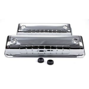 Racing Power R7541 Valve Cover Tall 3 1 2 Height For Ford Y Block Pair New