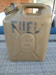tan Army Military Scepter Us Military Fuel Can 20l Gas Jerry 5 Gal Tank
