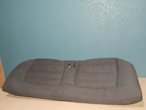 94 95 96 97 98 Ford Mustang Gt Rear Seat Lower Cushion Cloth