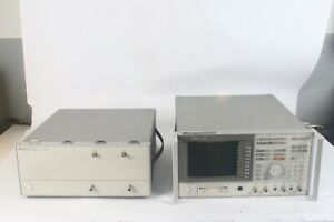Agilent 89441a Vector Signal Analyzer Dc To 2 65 Ghz W If And Rf Section