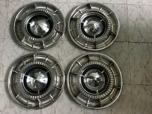 Set Of Four 1960 Buick Electra 225 Deluxe