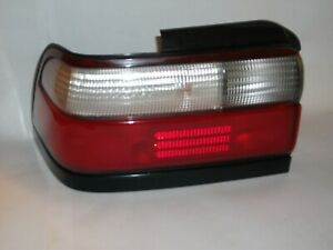 Toyota Corolla 1996 1997 Left Driver Side Tail Light Removable Bk Green Trim