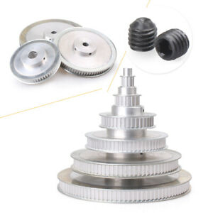 Timing Belt Pulley Synchronous Wheel Selectable Bore Xl 10t 100t For 3d Printer