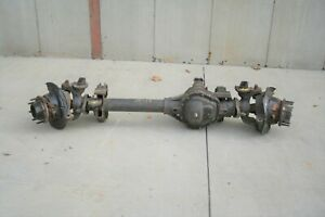 2005 2007 Ford F 250 F 350 Pickup Truck Front Axle Assembly