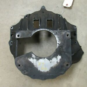 1996 2001 Chevy Truck 3500 3 5 Diesel Nv4500 Manual Trans Bell Housing Oem 52644