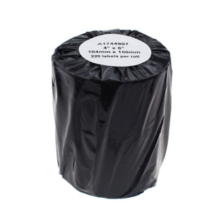 2 Dymo 4xl Labels 1744907 4 X 6 Shipping Labels Compatible 220 Per Roll