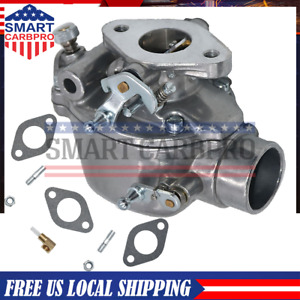Heavy Duty Carburetor For Ford Tractor 2n 8n 9n Tsx33 8n9510c hd Marvel Schebler