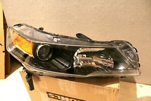 Acura Tl 2012 2013 2014 Headlight Hid Xenon Oem Right Passenger Side Used