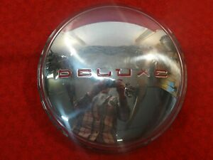 Nice 1940 Gm Pontiac Deluxe Dog Dish Hubcap Rat Hot Rod