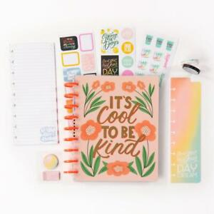 New Happy Planner Student 12 Month Box Kit Aug 2020 jul 2021 Cool To Be Kind