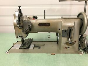 Pfaff 545 Walking Foot Reverse Big Bob 110volt Servo Industrial Sewing Machine