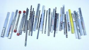 35 Pc Assorted Chucking Reamer Lot Aircraft Tools