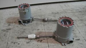 Thermal Instrument Co Mass Flow Meter Model 9500 lot Of Two