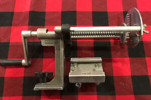 Nemco Commercial Curly Fry Spiral Fry Cutter