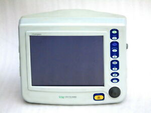 Criticare Systems Inc Ncompass 81h010pd Patient Monitor Icu Hospital Critical