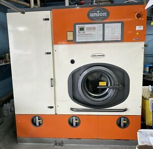 Union Dry Cleaning Machine 25 Kg K4 Hydrocarbon Green Earth