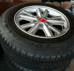 2007 Ford Mustang Gt 500 Cobra Wheels And Tires 215 65 R16