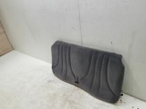 Pontiac Sunfire Rear Seat Back Rest Upper Cushion Cloth 1999 Factory