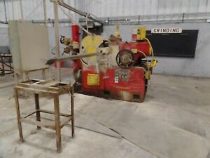 Cincinnati Model No 3 Ea Centerless Grinder