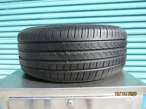 1 Pirelli Scorpion Verde 255 55 18 255 55 18 Run Flat Tire 75 Tread 7 5 32