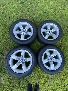 Oem Ford Lightning Wheels And New Tires In Show Condition