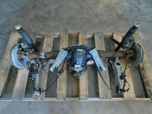 99 00 01 02 03 04 Ford Mustang V8 8 8 Rearend Axle Assembly 3 27 Gear P25