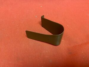 1955 1956 1957 Chevy 150 210 belair Front Seat Center Hinge Cover orig Gm