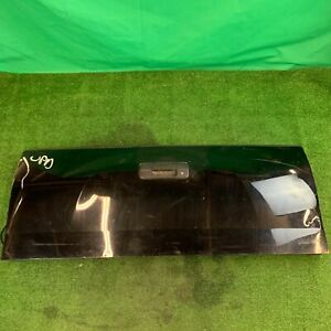 2007 2013 Toyota Tundra Rear Back Trunk Tailgate Liftgate Shell Cover Panel Oem