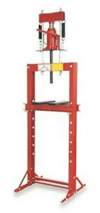 American Forge Foundry 812 Shop Press 12 Ton