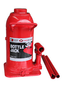 American Forge Foundry 3630 Super Duty Bottle Jack 30 Ton