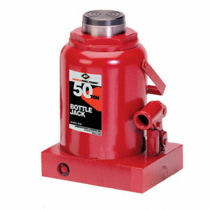 American Forge Foundry 3550 Bottle Jack 50 Ton W 1 Pc Handle
