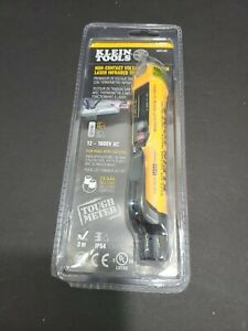 Klein Non contact Voltage Tester W Laser Infrared Thermometer Ncvt 4ir New