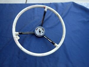 1959 Ford Galaxie Steering Wheel