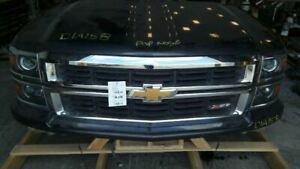 Front Clip From 2014 Chevy Chevrolet Silverado 1500 Pickup 6472176